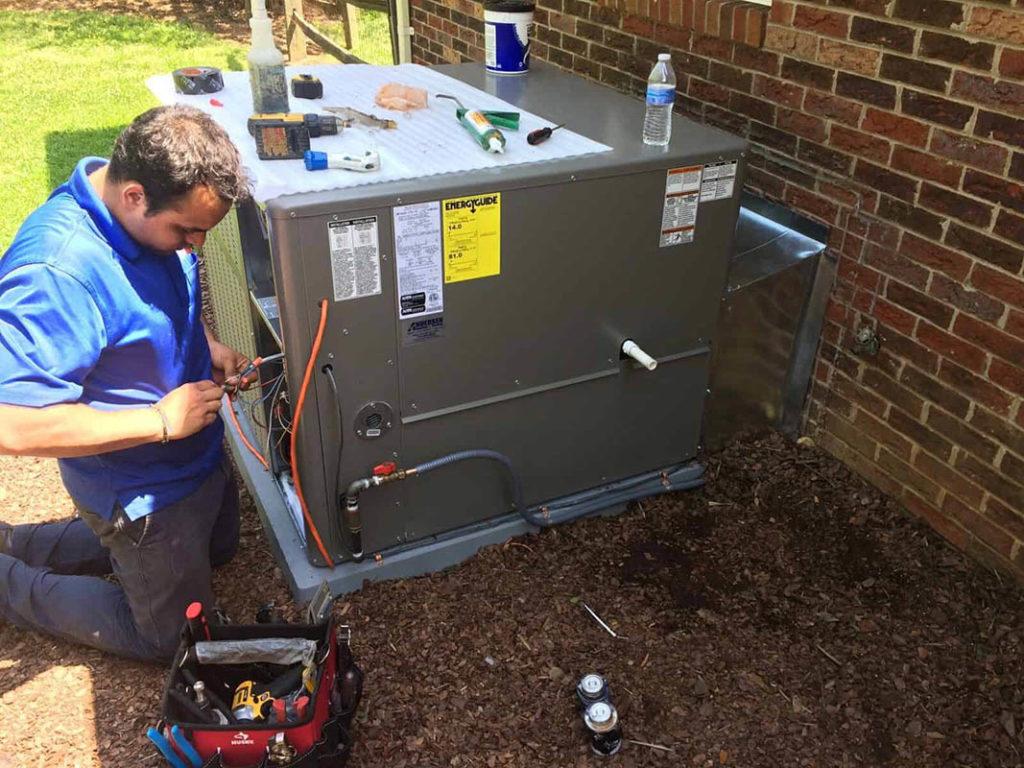 heating repair in greenville sc